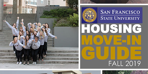 Cover of Move-in Guide